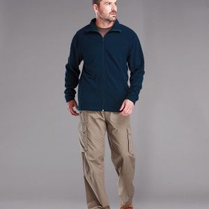 Mens Hybrid Fleece