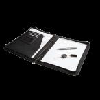 Soft PU A4 Zippered Folder