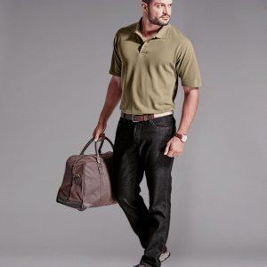 260g Pique Knit Golfer
