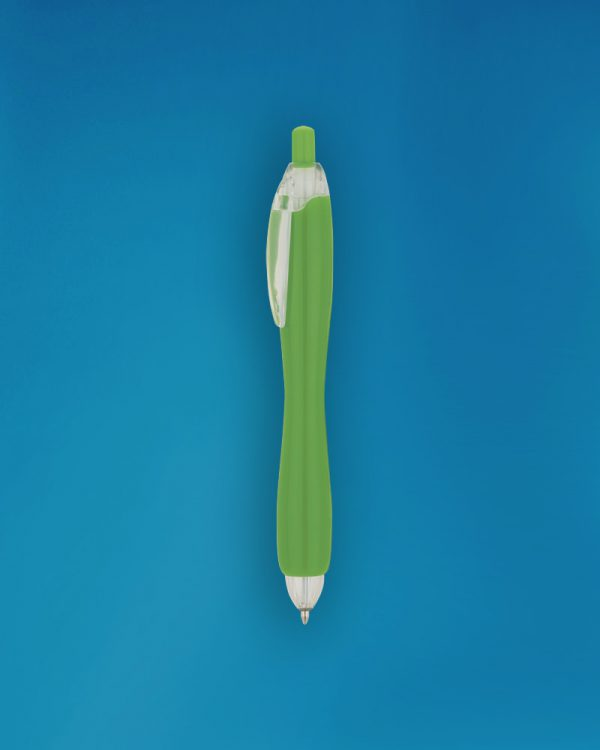 Ergonomic Design Ballpoint Pen