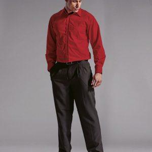 Mens Basic Shirt Long Sleeve