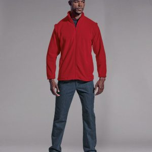 Ultra Fleece with Zip Off Sleeves