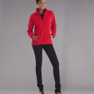 Ladies Ultra Fleece with Zip Off Sleeves