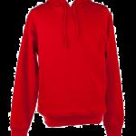 Unisex Hoody - Red