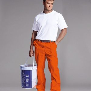 Poly Cotton Conti Trouser